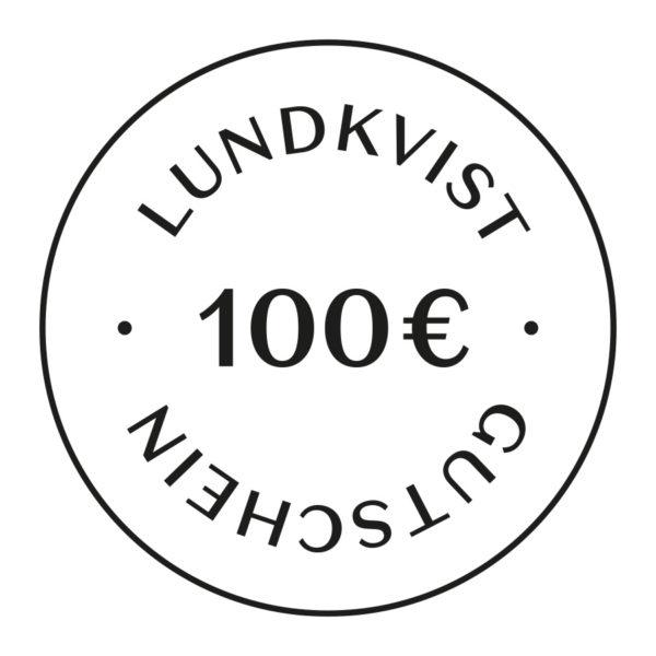 _lundkvist gutschein 100€